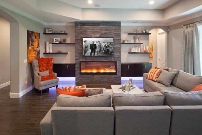 Серые диваны - классика, которая уже несколько лет не выходит из моды. Если вы ищите стильную мебель, стоит присмотреться к разным оттенкам серого