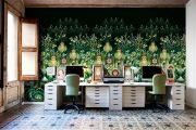 Фото 15 Обои-панно на стену: секреты гармоничной композиции и советы дизайнеров