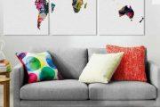 Фото 40 Обои-панно на стену: секреты гармоничной композиции и советы дизайнеров