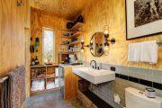 Фото 26 Отделка стен деревом: 80 потрясающих интерьеров, которые изменят ваше отношение к экостилю и шале