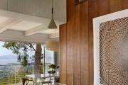 Фото 35 Отделка стен деревом: 80 потрясающих интерьеров, которые изменят ваше отношение к экостилю и шале