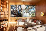 Фото 40 Отделка стен деревом: 80 потрясающих интерьеров, которые изменят ваше отношение к экостилю и шале