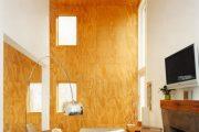 Фото 42 Отделка стен деревом: 80 потрясающих интерьеров, которые изменят ваше отношение к экостилю и шале