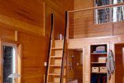 Фото 48 Отделка стен деревом: 80 потрясающих интерьеров, которые изменят ваше отношение к экостилю и шале