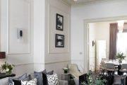 Фото 7 Панели буазери: 70+ идей для создания утонченного дизайна во французском стиле