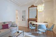 Фото 23 Панели буазери: 70+ идей для создания утонченного дизайна во французском стиле