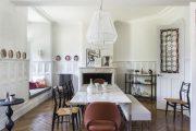 Фото 32 Панели буазери: 70+ идей для создания утонченного дизайна во французском стиле