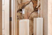Фото 16 Писсуар для ванной комнаты: особенности выбора, подвода воды и монтажа