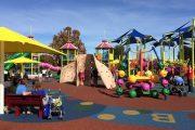 Фото 8 Покрытие для детских площадок из резиновой крошки: безопасность прежде всего