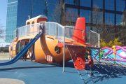 Фото 9 Покрытие для детских площадок из резиновой крошки: безопасность прежде всего