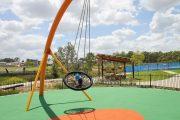 Фото 4 Покрытие для детских площадок из резиновой крошки: безопасность прежде всего