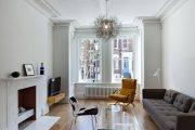 Фото 30 Полка для телевизора на стену: как сделать правильный выбор и 70 современных реализаций