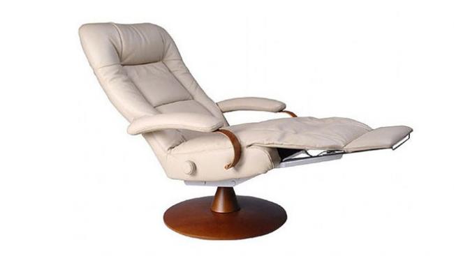 Одна из опций продукта - анатомическое строение спинки и сидения, в точности повторяющее контуры тела