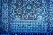 Фото 12 Синяя ванная комната: 75 элегантных интерьеров в холодных тонах