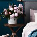 Спальня в синем цвете: как создать уютный и теплый интерьер в холодной гамме фото