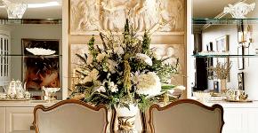 Стеклянные полки на стену: практичность, удобство и стиль для каждого фото