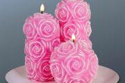 Фото 12 Свечи для романтического вечера: 70 вдохновляющих идей, которые помогут вам удивить любимых