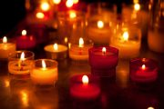 Фото 16 Свечи для романтического вечера: 70 вдохновляющих идей, которые помогут вам удивить любимых