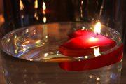 Фото 3 Свечи для романтического вечера: 70 вдохновляющих идей, которые помогут вам удивить любимых