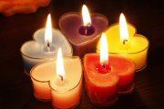 Фото 1 Свечи для романтического вечера: 70 вдохновляющих идей, которые помогут вам удивить любимых