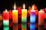 Фото 23 Свечи для романтического вечера: 70 вдохновляющих идей, которые помогут вам удивить любимых