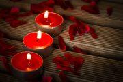 Фото 24 Свечи для романтического вечера: 70 вдохновляющих идей, которые помогут вам удивить любимых