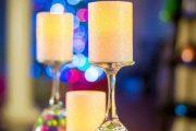 Фото 40 Свечи для романтического вечера: 70 вдохновляющих идей, которые помогут вам удивить любимых