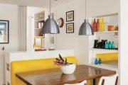 Фото 15 Тахта на кухню: как не ошибиться с выбором и лучшие многофункциональные варианты