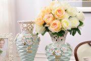 Фото 8 Идеальная ваза для роз: как выбрать нужную и секреты продления жизни цветов