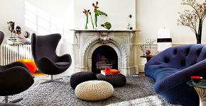 Камин в интерьере квартиры: 105+ роскошных вариантов в современном и классическом дизайне фото
