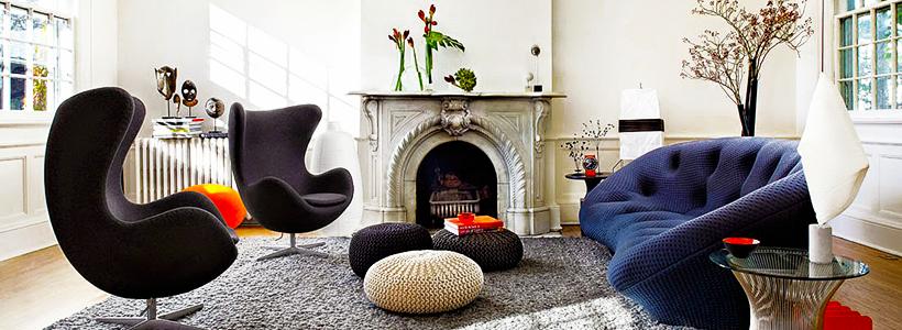 Камин в интерьере квартиры: 85+ роскошных вариантов в современном и классическом дизайне