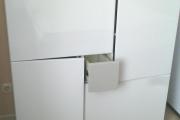 Фото 17 Белые глянцевые комоды: 70+ моделей, воплощающих стиль и интерьерный пуризм