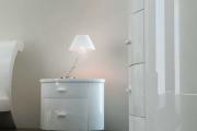 Фото 29 Белые глянцевые комоды: 70+ моделей, воплощающих стиль и интерьерный пуризм