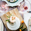 Красивая посуда для дома: самые элегантные идеи сервировки стола на каждый день! фото
