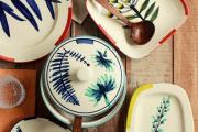 Фото 9 Красивая посуда для дома: формы, материалы и 80 элегантных идей сервировки на каждый день