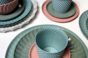 Фото 18 Красивая посуда для дома (90+ фотоидей): самые элегантные варианты сервировки стола на каждый день!