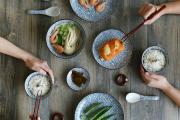 Фото 1 Красивая посуда для дома: самые элегантные идеи сервировки стола на каждый день!