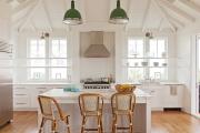 Фото 1 Кухня без верхних шкафов: 75+ функциональных интерьеров для тех, кто устал от кухонной классики