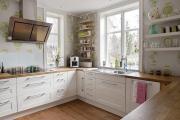 Фото 18 Кухня без верхних шкафов: 75+ функциональных интерьеров для тех, кто устал от кухонной классики