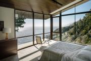 Фото 9 Ламинат на стене в спальне: 80 уютных вариантов отделки для минималистичных интерьеров