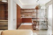 Фото 20 Межкомнатные перегородки из стекла: 80 дизайнерских вариантов зонирования квартиры