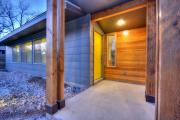 Фото 3 Проект одноэтажного дома с тремя спальнями (110+ идей): преимущества и возможные варианты постройки