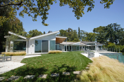 Фото 4 Проект одноэтажного дома с тремя спальнями (110+ идей): преимущества и возможные варианты постройки