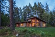 Фото 13 Проект одноэтажного дома с тремя спальнями: преимущества и возможные варианты постройки