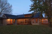 Фото 19 Проект одноэтажного дома с тремя спальнями: преимущества и возможные варианты постройки