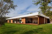 Фото 38 Проект одноэтажного дома с тремя спальнями: преимущества и возможные варианты постройки