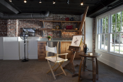Фото 34 В центре кадра: как грамотно использовать режиссерский стул в интерьере