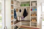 Фото 8 Угловой шкаф в коридор: выбираем оптимальное решение и определяемся с габаритами