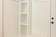 Фото 10 Угловой шкаф в коридор: выбираем оптимальное решение и определяемся с габаритами