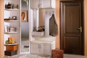 Фото 11 Угловой шкаф в коридор: выбираем оптимальное решение и определяемся с габаритами